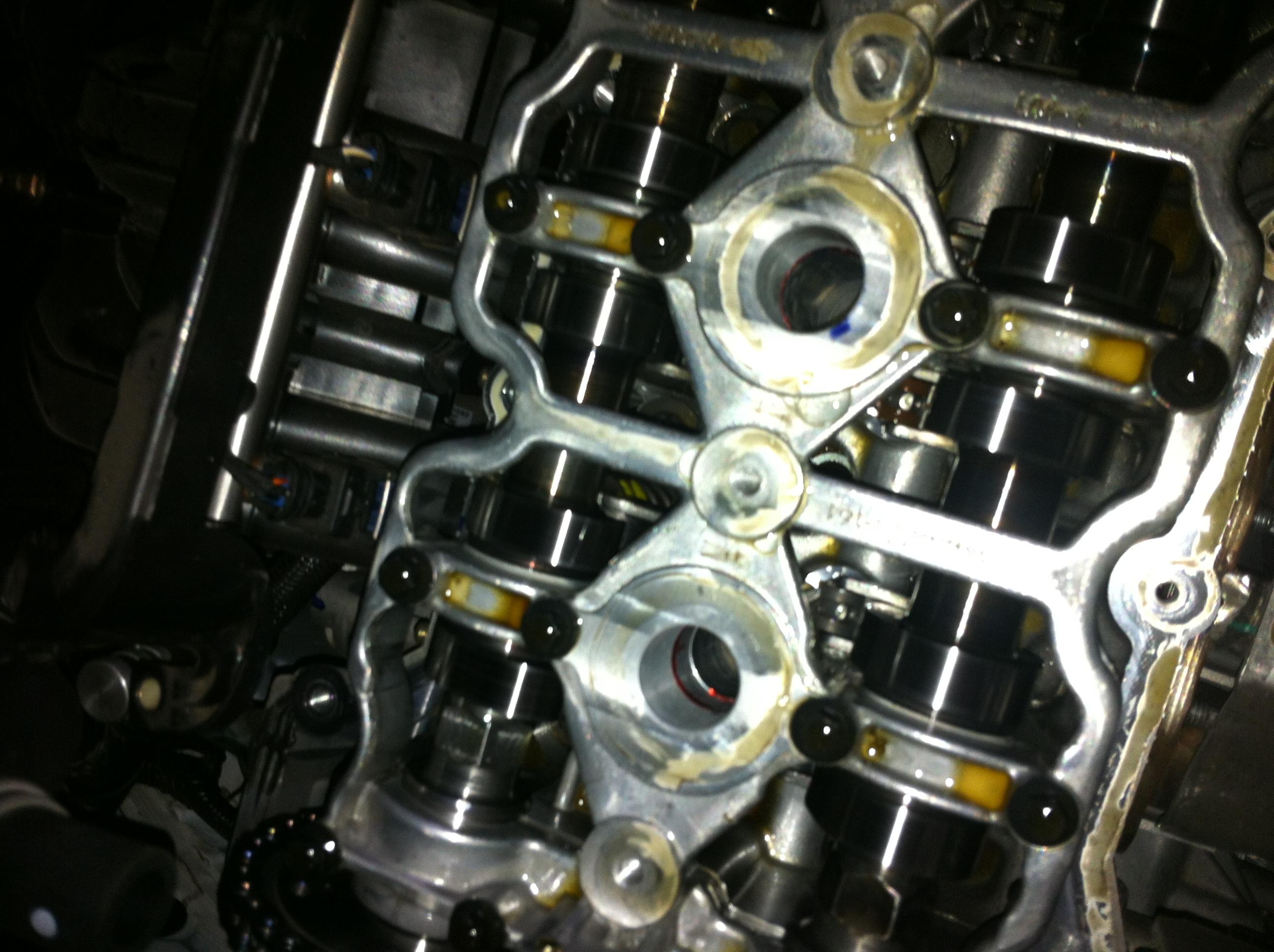汽车发动机机油型号分享展示