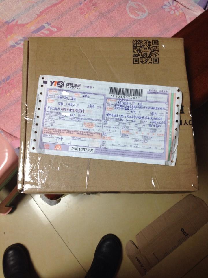 连同手机原包装,发票,充电器以及数据线一同包装好寄回小米售后.