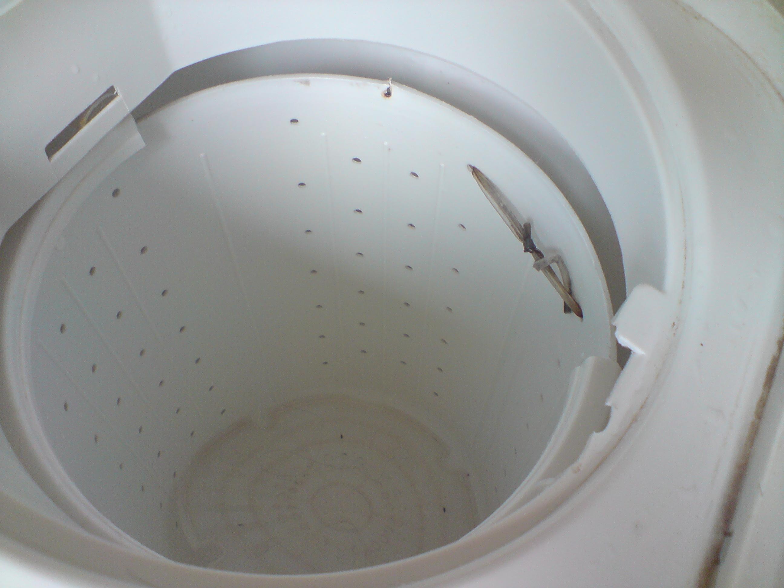 金帅xpb92292bs洗衣机脱水桶塑料材质太差