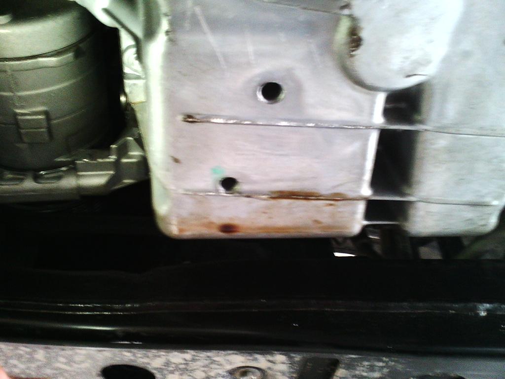 科鲁兹发动机缸盖漏油分享展示