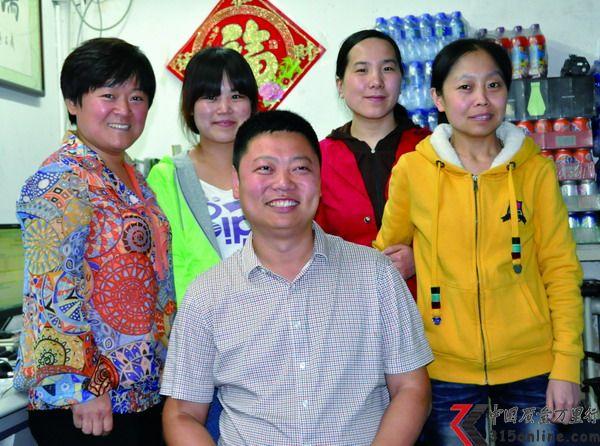 放心水店华东天成:善待自己的员工