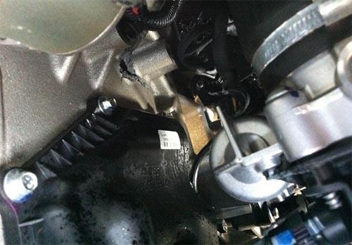 """致胜发动机频频爆缸 蒙迪欧回应称""""燃油不匹配"""""""