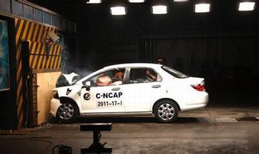 汽车安全碰撞试验7月出新规