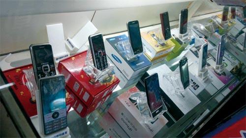 4项数据看手机 各大品牌优劣互见
