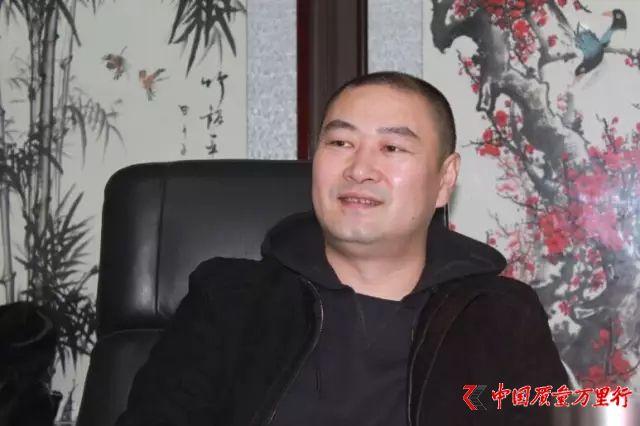 新科奇Sunkings产业集团董事长徐哲:打造蓝莓产业帝国