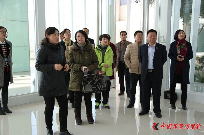 省旅游局专家组对康缘药业工业旅游示范点进行评审验收