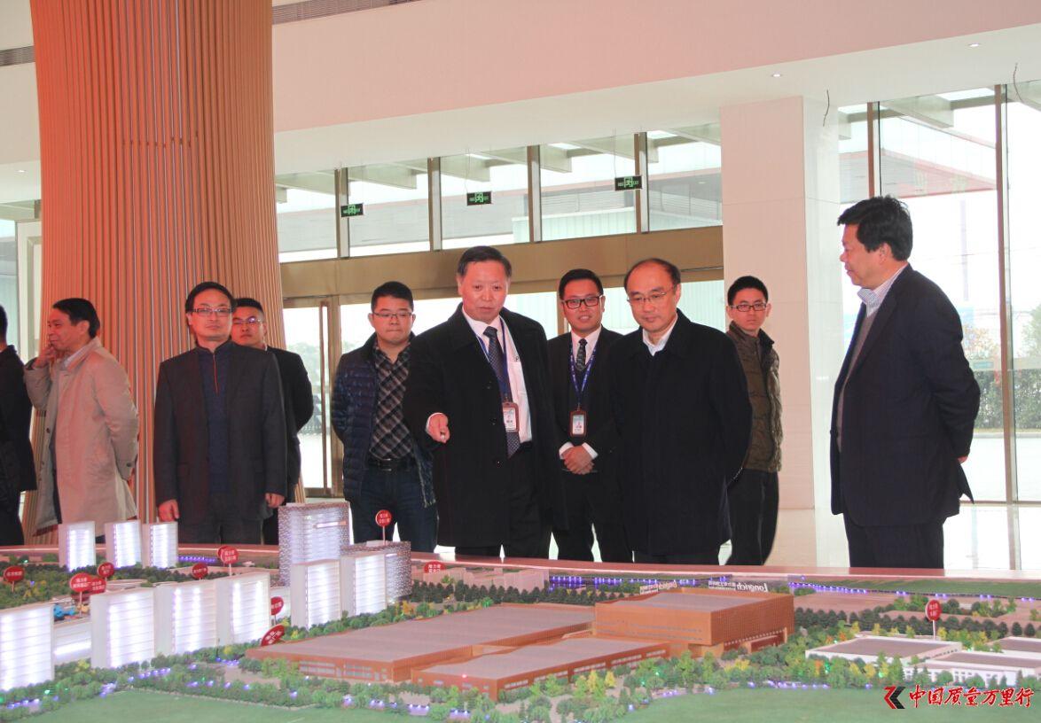 苏州市委副书记陈振一盛赞隆力奇转型升级