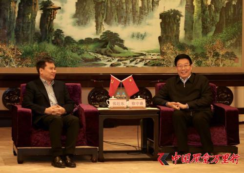 400亿投资三湘 苏宁与湖南省政府签订战略合作协议