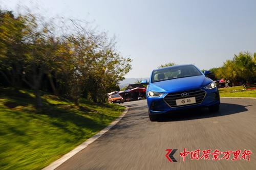 领动上市引领北京现代中级车家族全新升级