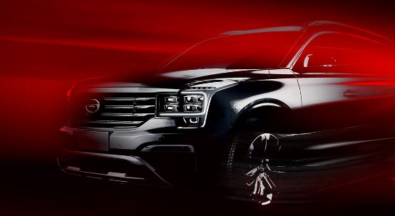 广汽传祺首款7座大型SUV GS8将亮相北京车展