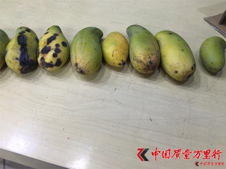 【一周消费投诉】拼多多团购到烂水果 福克斯染上异味病