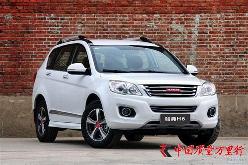 2016年4月中国汽车销量一览:哈弗H6击败宏光获总冠军