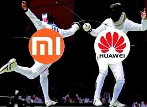 中国手机行业洗牌:小米自由落体 欧维节节攀升