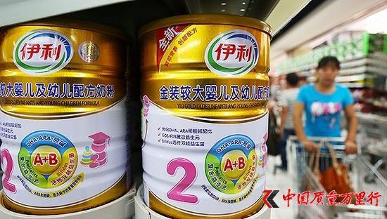 伊利首次成为中国消费者购买最多品牌