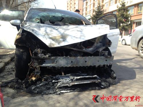 【一周消费投诉】嘉年华自燃 瓜子出售二手事故车