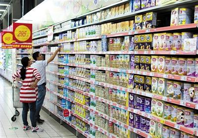 """国产奶粉""""最难熬""""过渡期来了:近80%品牌将被淘汰"""