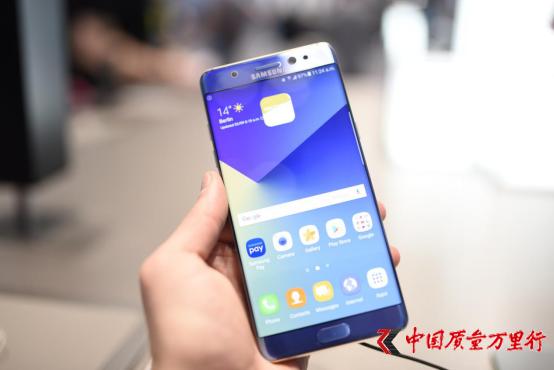 台湾专家称三星手机爆炸不全是电池原因