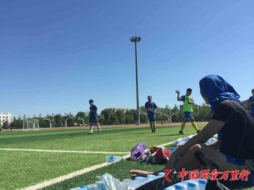 铮子的足球故事