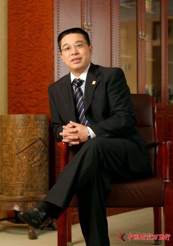 绿之韵董事长胡国安寄语中国质量万里行315活动