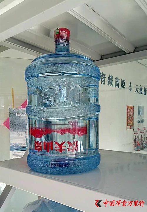 时隔4年 农夫山泉重回北京桶装水市场
