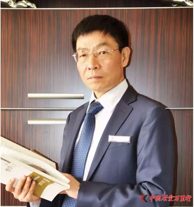 康婷公司董事长刘小兵寄语中国质量万里行315活动