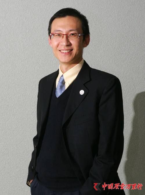 康宝莱中国区总裁李延亮寄语中国质量万里行315活动