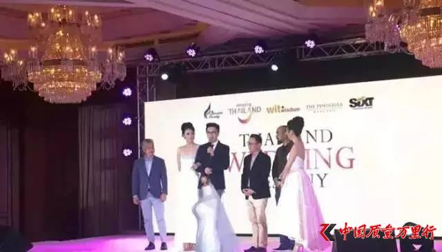 泰国品质游成就新人浪漫婚礼