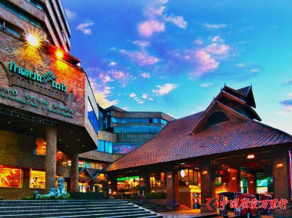 史上最全|泰国清迈自由行 六大商场购物攻略(下)