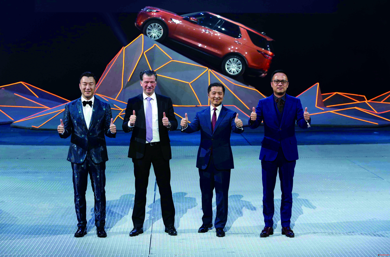 开创大型豪华七座SUV新世代