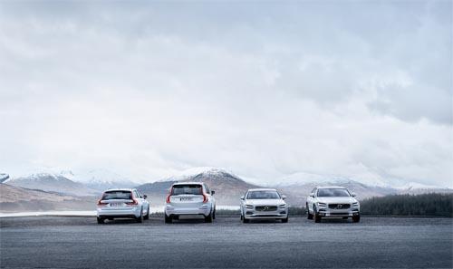 沃尔沃汽车中国三月销量增长领跑全球