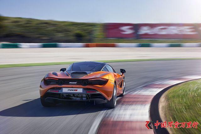 迈凯伦将携豪华阵容震撼登陆2017上海国际车展
