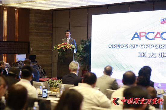 安利大中华总裁颜志荣:亚太机遇源于中美合作