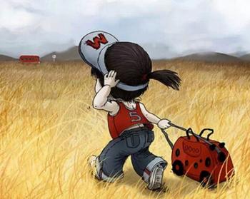 如何带孩子一起旅游
