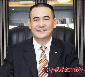 """朱厚丞:""""大健康""""战略为抓手 推动跨越发展"""