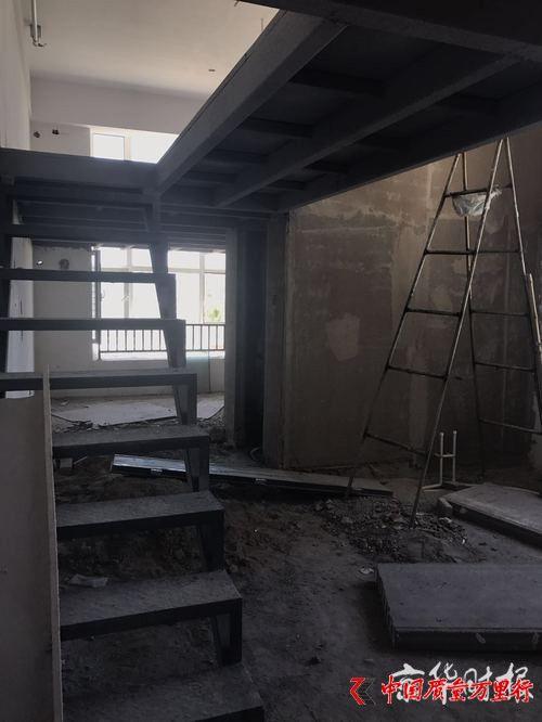 中铁建原香汇商办项目或涉嫌违规改造