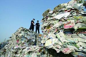 洋垃圾沉渣泛起:卖服装暴利惊人 年赚十几万