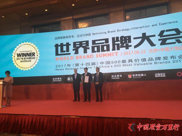 """圣象荣登""""中国500最具价值品牌"""",青春活力引领未来!"""