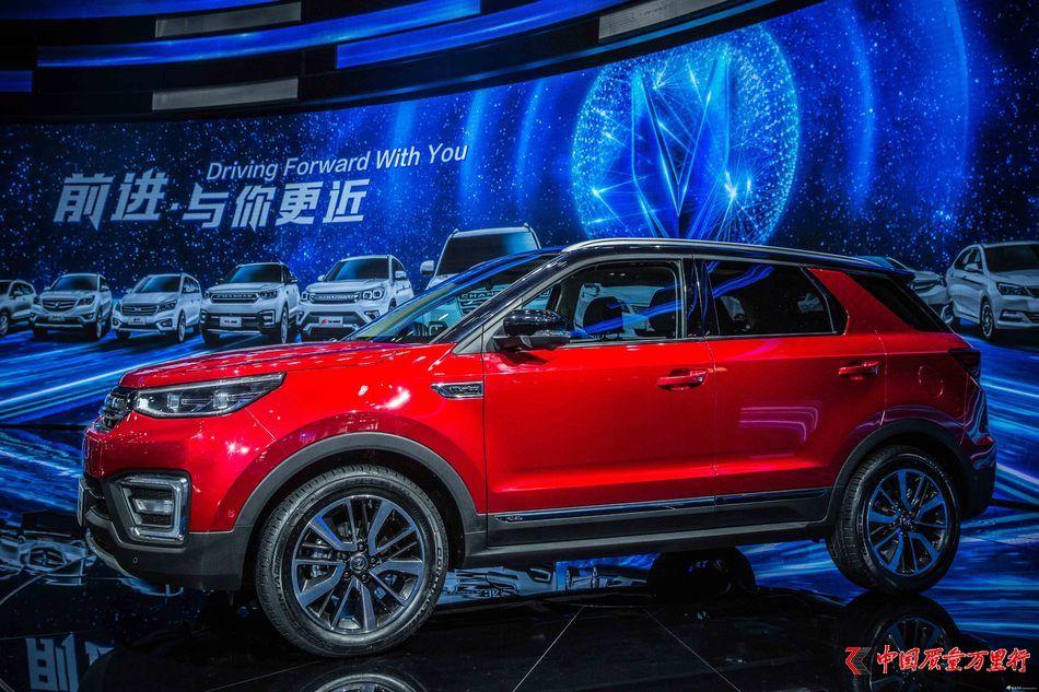 长安全新SUV CS55将上市 预计不到8万