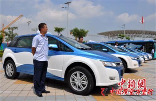 新能源汽车双积分将正式发布 车企抢中国市场