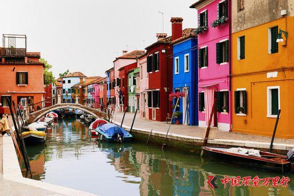 世界上最多彩的10个目的地 你去过几个?