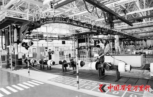中国重汽集团改革发展纪实