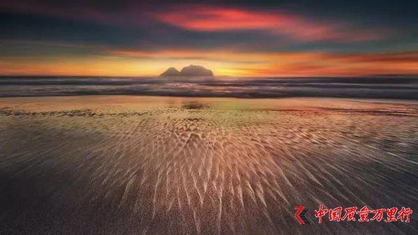 全球最奇异海滩,去过一半你绝对就是旅行达人