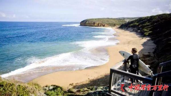 澳洲天堂级的冲浪海滩 是每个弄潮儿的终极朝圣地