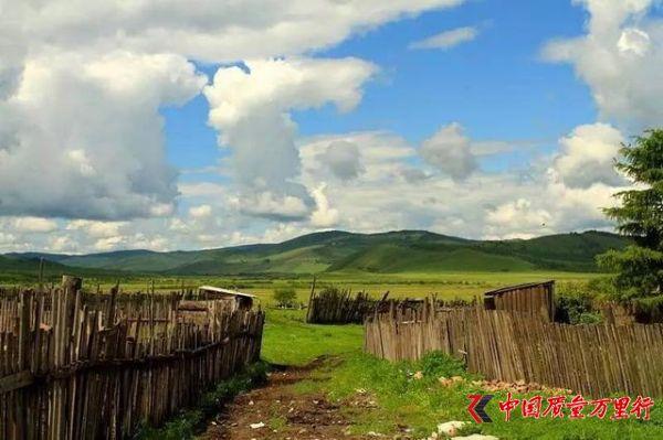 中国没有夏季的地方,七八月份气温都不超25 o,你去过几个