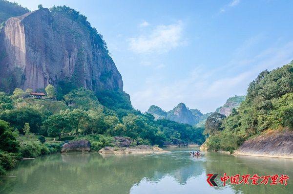 福建江西交界的这座山,是福建唯一世界文化与自然双重遗产