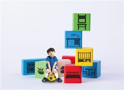 从各地公布的抽检情况来看,儿童家具存安全隐患已成为普遍现象。创意图片/新京报记者 王远征
