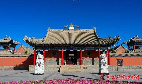 行摄锡林郭勒:塞外古刹贝子庙,黄教圣地崇善