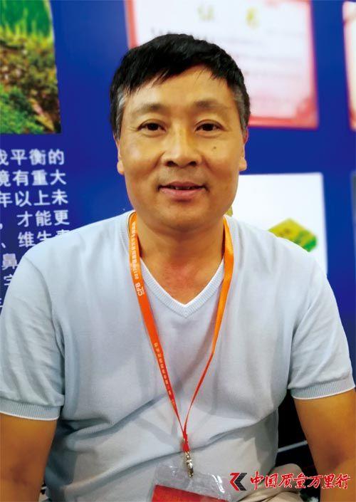 访从江县丰联农业发展有限公司董事长张祥国