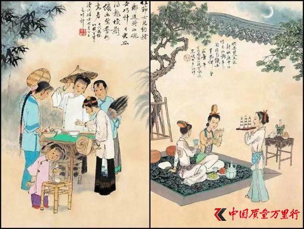 七夕:一份传统精致的点心匣子才是中国人的甜蜜滋味