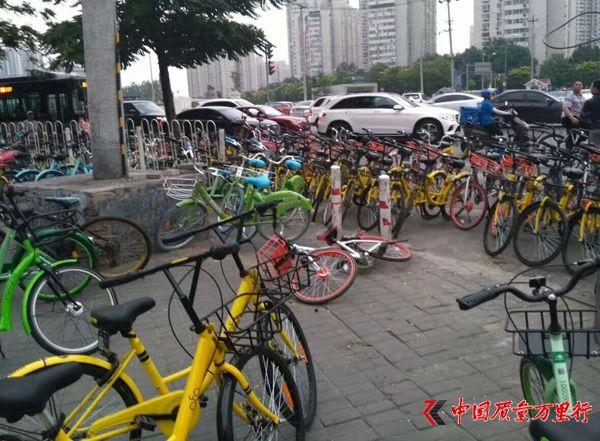 酷骑单车难退押金投诉陡增